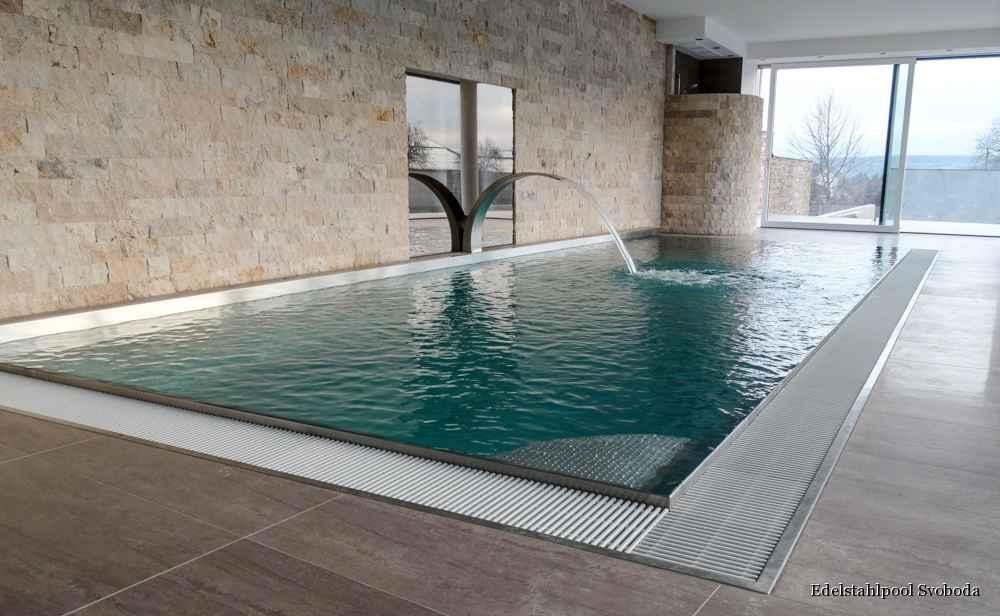 Pool top schwimmbad - Stahl swimmingpool ...